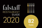 Falstaff Restaurant Guide 2020 82 Punkte